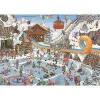 thumb-De Winterspelen - JvH - 1000 stukjes-2