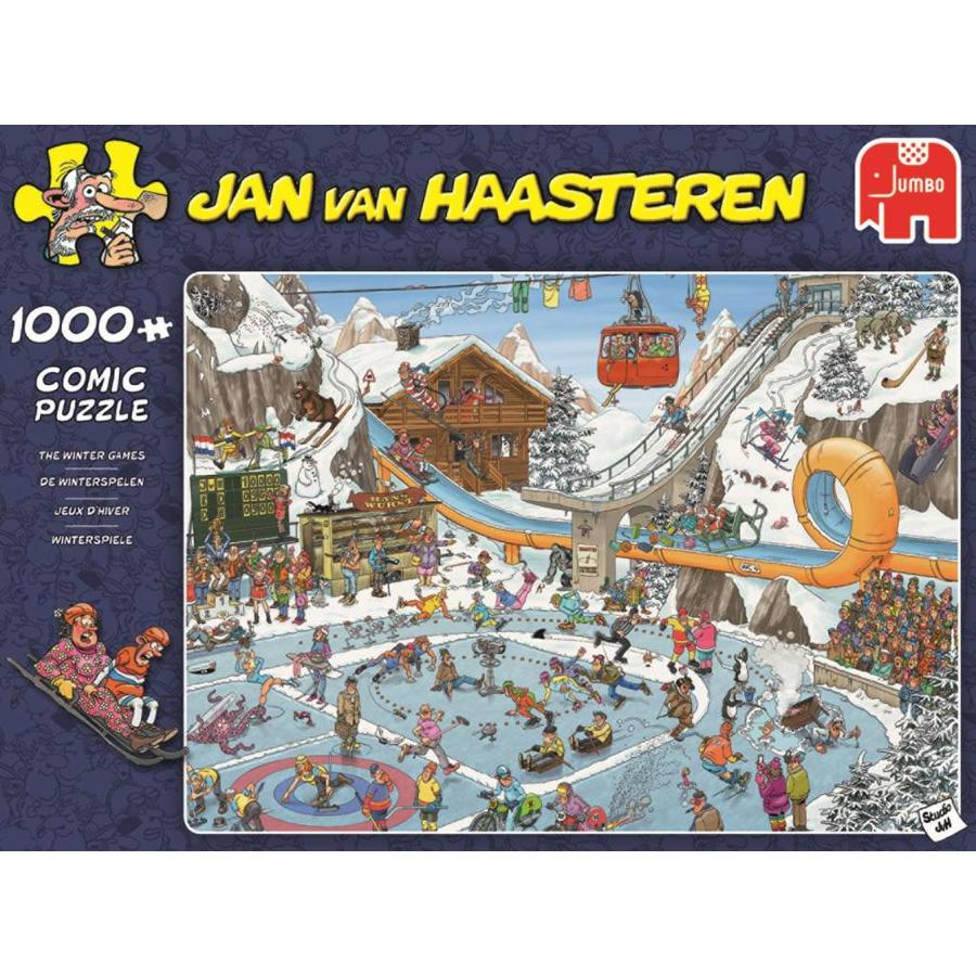De Winterspelen - JvH - 1000 stukjes-3