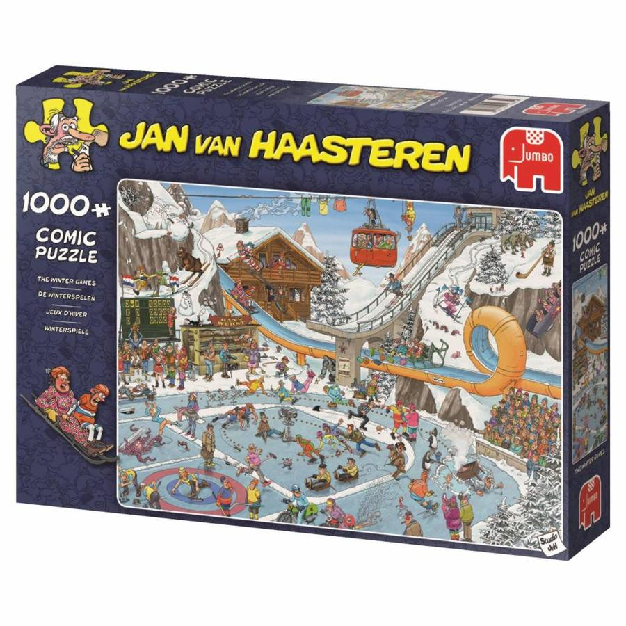 De Winterspelen - JvH - 1000 stukjes-4