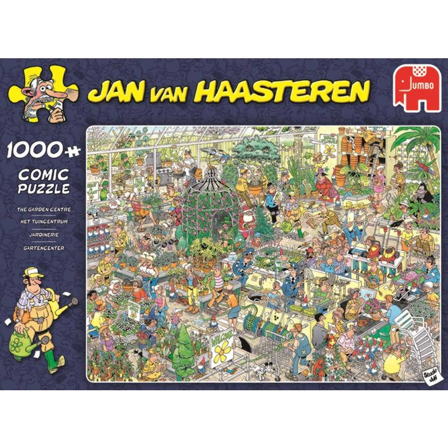 Jardinerie - JvH - 1000 pièces-3