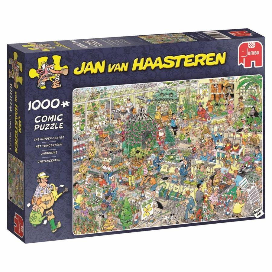 Jardinerie - JvH - 1000 pièces-1