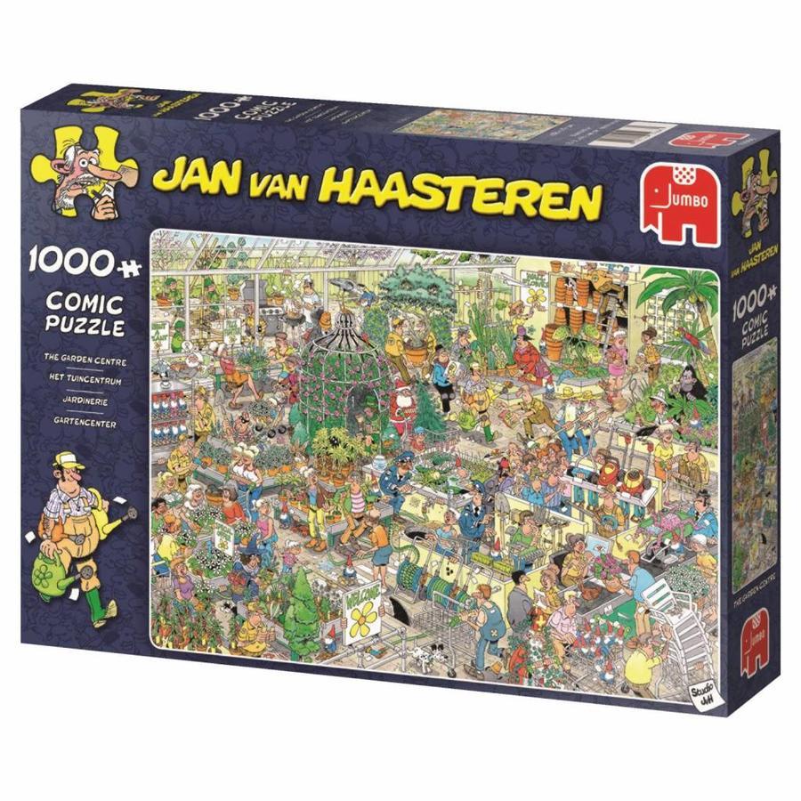 Jardinerie - JvH - 1000 pièces-4