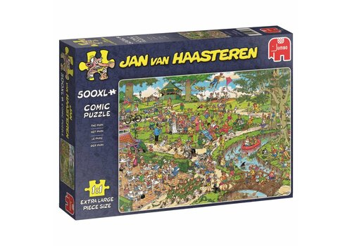 The Park - JvH - 500 XL pieces