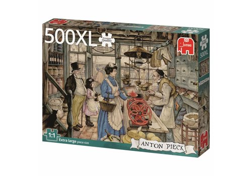 The Grocer - Anton Pieck - 500 XL pieces