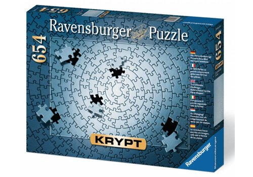Krypt - SILVER - 654 pieces