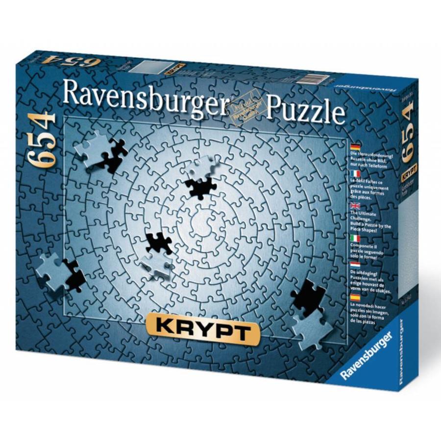 Krypt - SILVER - 654 stukjes-1