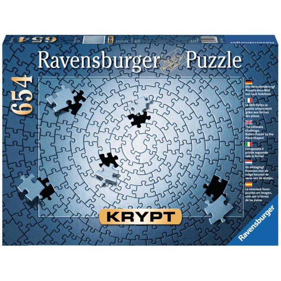 Krypt - SILVER - 654 stukjes-2