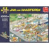 Jumbo De Sluizen - JvH - puzzel van 1000 stukjes