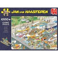 thumb-De Sluizen - JvH - puzzel van 1000 stukjes-1