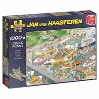 thumb-De Sluizen - JvH - puzzel van 1000 stukjes-3