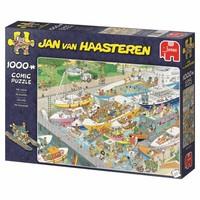 thumb-De Sluizen - JvH - puzzel van 1000 stukjes-4
