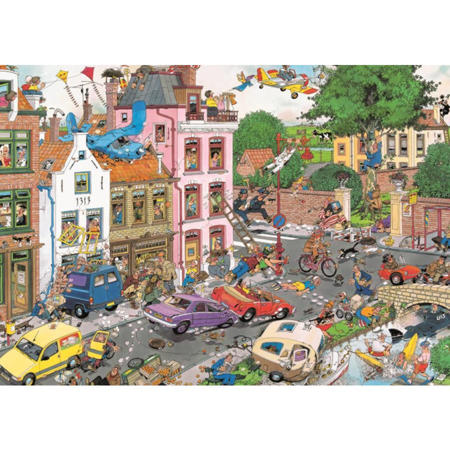Vrijdag e 13e - JvH - puzzel van 1000 stukjes-2