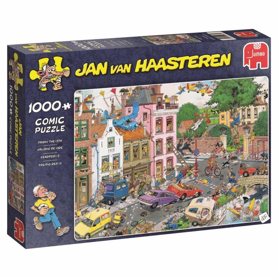 Vrijdag e 13e - JvH - puzzel van 1000 stukjes-3