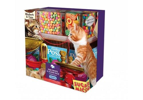 Paw Drops & Sugar Mice - puzzle 500 pieces