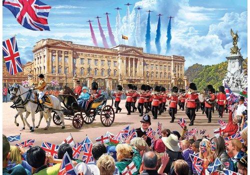 Buckingham Palace - 1000 stukjes