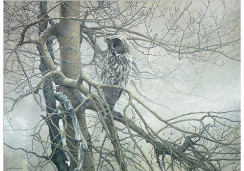Cobble Hill Spook van het Noorden - 1000 stukjes