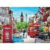 Clementoni Londen  - puzzel van 1000 stukjes