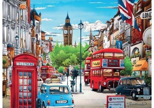 Londen  - 1000 stukjes