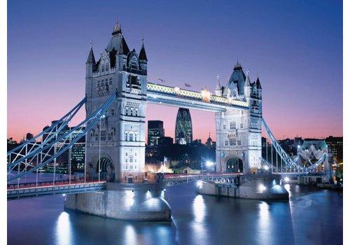 Tower Bridge in Londen - 3000 stukjes