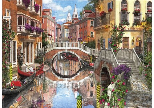 Venetië - Dominic Davison - 3000 stukjes