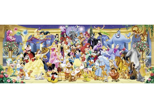Disney groepsfoto - 1000 stukjes