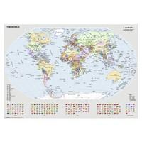 thumb-Staatkundige wereldkaart - 1000 stukjes-1