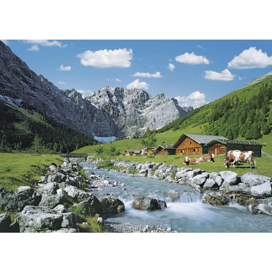 Karwendelgebergte, Oostenrijk - 1000 stukjes-1