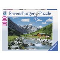 thumb-Karwendel, Autriche - 1000 pièces-2