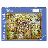 thumb-The most beautiful Disney themes - 1000 pieces-2