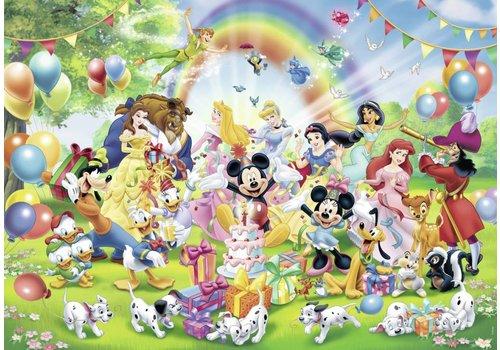 Mickey is jarig - 1000 stukjes