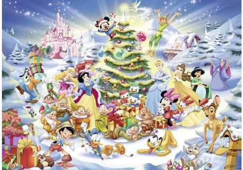 Kerstmis met Disney - 1000 stukjes