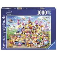 thumb-Le défilé Disney - 1000 pièces-2
