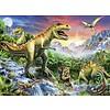 Ravensburger Quand les dinosaures - 100 pièces XXL