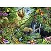 Ravensburger Dieren in de jungle - 200 stukjes XXL