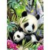 Ravensburger Lieve panda - 300 stukjes XXL