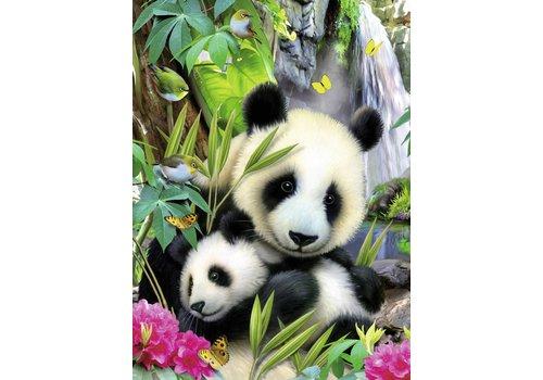 Sweet panda -300 pieces XXL
