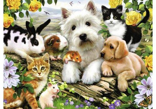 Animal lovers - 300 pieces XXL