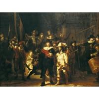 thumb-De Nachtwacht - 1500 stukjes-1