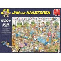 thumb-Taartentoernooi - JvH - puzzel van 1500 stukjes-3