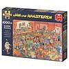 Jumbo Goochelbeurs - JvH  - puzzel van 1000 stukjes