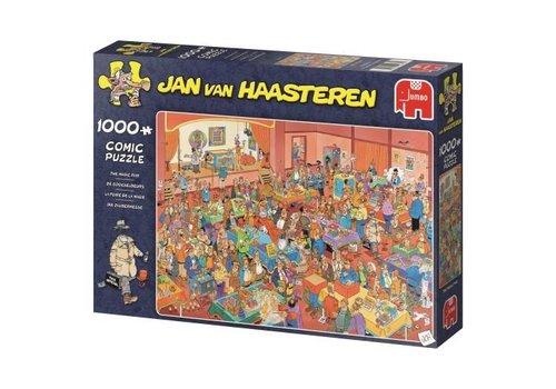 Goochelbeurs - JvH - 1000 stukjes