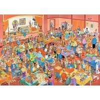 thumb-Goochelbeurs - JvH  - puzzel van 1000 stukjes-2