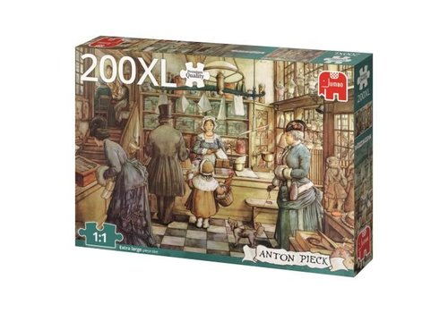 De Bakkerij - Anton Pieck  - 200 XL stukjes
