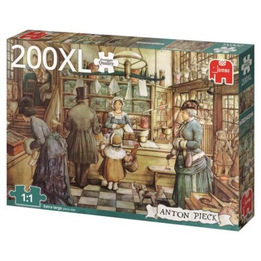 The Bakery - Anton Pieck - jigsaw puzzle of 200 XL pieces-1
