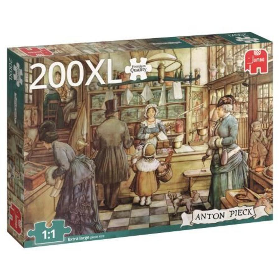 The Bakery - Anton Pieck - jigsaw puzzle of 200 XL pieces-3