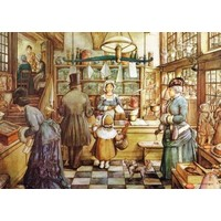 thumb-The Bakery - Anton Pieck - jigsaw puzzle of 200 XL pieces-2