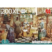 thumb-The Bakery - Anton Pieck - jigsaw puzzle of 200 XL pieces-4