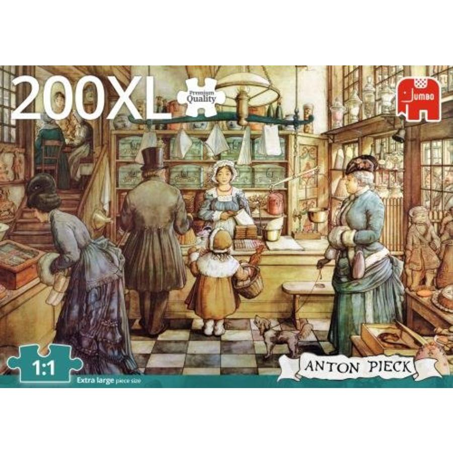 The Bakery - Anton Pieck - jigsaw puzzle of 200 XL pieces-4