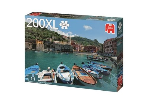 Cinque Terre - Italië  - 200 XL stukjes