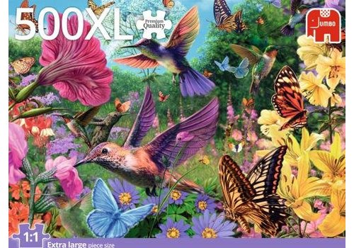 Kolibries  - 500 XL stukjes
